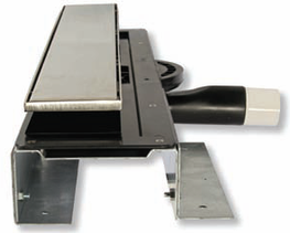 The Linear Wall Drain features the latest innovation in wet room wall drains. It is a development of our popular Linear Screed Drain and has been designed with the grill positioned flush against the wall, giving a sleek and unobtrusive finish. It is designed f...