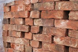 The Ashbourne Handmade weathered is a New Restoration Brick.    The look is very representative of a Reclaimed Handmade. New Reproductions ensure good quality bricks are always available in sufficient quantities....