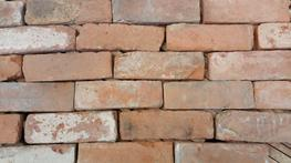 A good quality slip cut from a locally sourced handmade brick, in a large quantity. ...