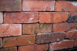 This batch of wirecut bricks has a mid to dark red/orange colour mix, with a typical wirecut textured face. ...