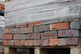 Fantastic brindle wirecut bricks, with great colour variation....