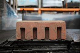 A large batch of pillar design corbel Stretcher bricks. Reclaimed from Selly Oak Hospital....