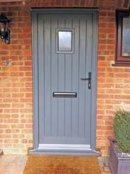 Hardwood Doors image