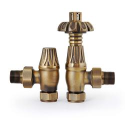 Chatsworth Natural Brass TRV image