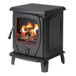The Wren s neat style suits urban living and is powerful enough to heat open-plan-rooms. The clean design lines and large viewing glass offer a stunning contemporary take on a traditional stove design. The Wren provides a nominal heat output of 4.8kW and ca...