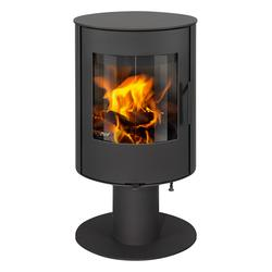 Set upon a pedestal, the Lawley wood burning stove provides a stunning flame picture with simple to use controls.  With a nominal output of 4kW and one straight forward control to regulate the air intake, the Lawley is ideal for the family home.  With 80.2%...