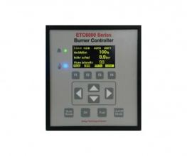 This text based HMI's is the entry level display module providing information from the ETC6000 series controllers through a variety of menus. This display has a membrane keypad for the equipment operator to be able to select items for display and to change t...