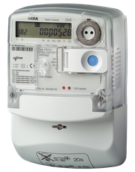 MX371 electricity meter image