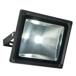 The Olea is a modern LED alternative to the traditional floodlight, suitable for both domestic and commercial settings. This is a 50W version, other options are available Fully adjustable Complete with fixing accessories 75 degree tilt Textured black & clear g...