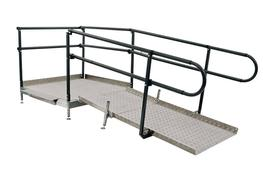 Welcome® Residential Modular Ramp System image