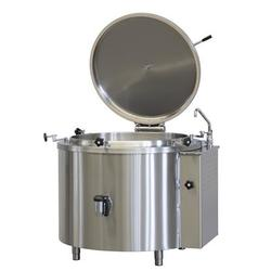 High Productivity CookingSteam Boiling Pan 500lt, Autoclave image