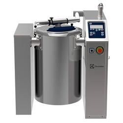 High Productivity CookingVariomix Electric Boiling Pan with Stirrer 50lt, 600mm tilting height image