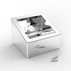 Sockets & Back Boxes   Surface Mounted Pedestal Back Box image