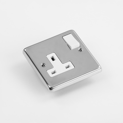 Sockets & Back Boxes | Surface Mounted 13A Switched Socket image