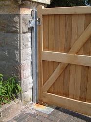 WG005 - Wooden Gate image