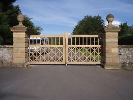 WG007 - Wooden Gate image