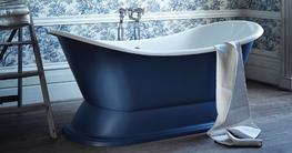 Imperium Plinth Roll Top Bath Tub image