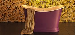 Tubby Torre Duo Free Standing Bath Tub image