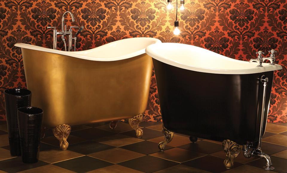 Tubby Tub Short Free Standing Bath Tub By Albion Bath Co Ltd