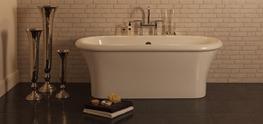 Santorini Free Standing Bath Tub image