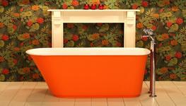 Origine Single Ended Free Standing Bath Tub image