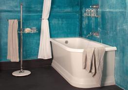 Tubby Torre Corner Bath image