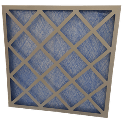 Glass Fibre Panel Air Filters   Lattice   G2 / G3 to EN779:2012 image