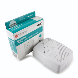 The Ei261ENRC is a mains powered Carbon Monoxide alarm with a rechargeable lithium cell back-up which will last the life of the alarm and contains a high performance, proven electrochemical sensor. This means you won't need to replace the battery at any poin...