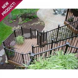 Steel Modular Railing Panels image