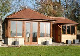 `Timber framed' is a generic term that covers a broad spectrum of bespoke joinery, which uses structural timber for various applications. We can manufacture a simple king post truss or design and build an independent timber framed building tailored to your r...