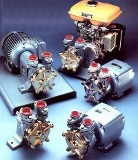 B20/49 Self Priming Centrifugal Pumps image