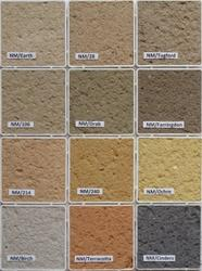 The colourchart is a guide. To see the true colour please request a lime mortar biscuit.Alternatively if you send us a small piece of mortar, we will send you theclosest matching mortar biscuit.Dry powder samples can be supplied for on site test panels...