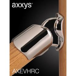SKU:AXEVHRC Axxys Evolution Round Handrail Connector Chrome  Weight:	0.70...