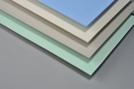 Elite PVC Sheets - Colours image