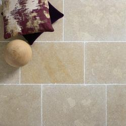 Eski Beige is a Turkish limestone with a beige color and subtle color variation. Available as a floor tile in both an antico and sabbiatino finish....