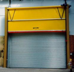 Speedor Combi High Speed Door image
