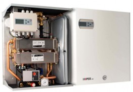 The Hiper HIU is compact and requires very little space and is easy to install. The design meets all varying demands of the home. It is, in many ways like a combi boiler, providing central heating and instantaneous hot water, but without flame or flue.  Ener...