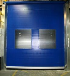 We are pleased to offer the following styles of high speed doors  SPEED   High Speed Doors work exactly like their name suggest with a much faster opening and closing cycle than a conventional door type. The longer a door is open the more heat is lost from the...