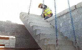 Precast Concrete Stairs image