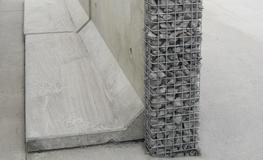 Hybrid Gabion Retaining Wall image