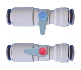 15SV-H 15MM22SV-H 22MMDescriptionPush-fit valve for the connection of plastic and copper pipe. Designed, manufactured and assembled in the UK by John Guest Speedfit. A must for any dwelling. The valve allows the user to stop the flow of water to a fixture...