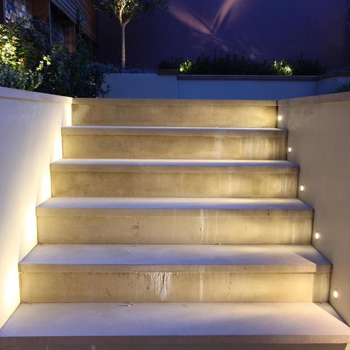 Lucca External Led Uplight By John Cullen Lighting
