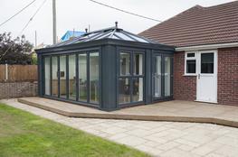 Loggia Conservatories - Joedan Manufacturing UK Ltd