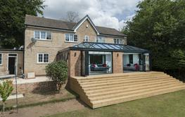 Contemporary orangeries combine the strength and structure of a solid brick frame with the benefits of large glass panes. Most simply described as a room with a glazed, often lantern-styled roof, a contemporary orangery is incredibly versatile and flexible. Fr...