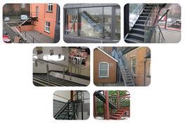 Steelstairways image