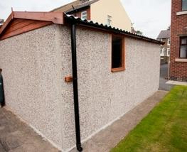 Guttering - Continuous Rainwater Gutters image