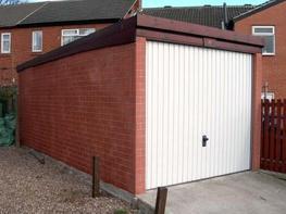 Brick Garages image