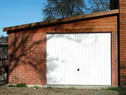 Concrete Garage image