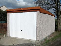 Concrete Garage - Dencroft Garages Ltd