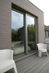 UPVC Monorail Patio Doors image